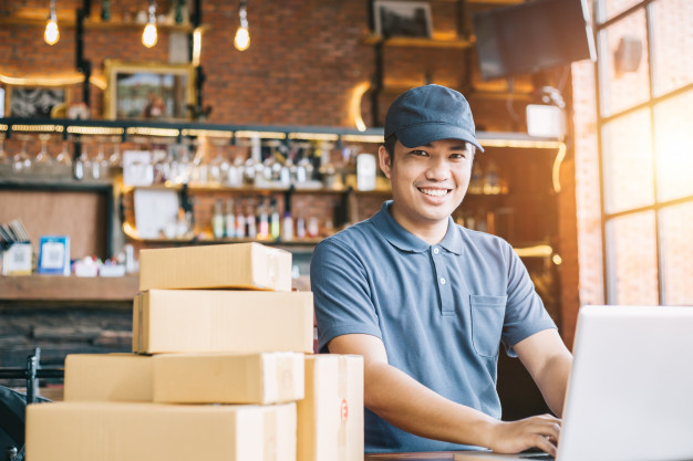 online-shopping-young-start-small-business-cardboard-box-work_61243-89