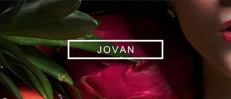 BANNER JOVAN